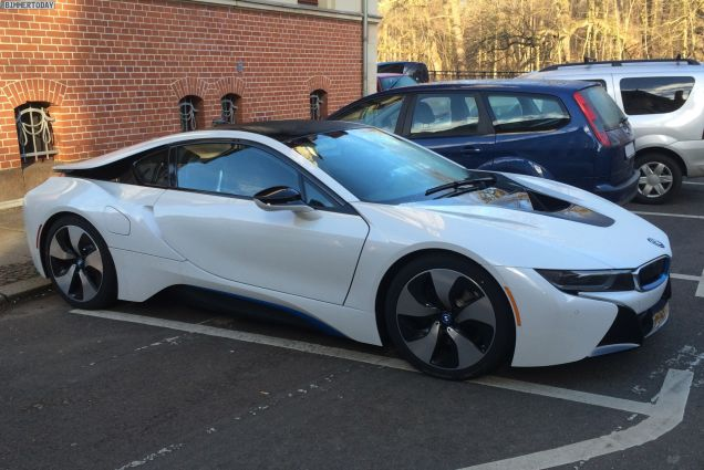 bmw i8 official video