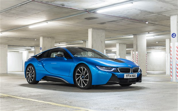 bmw i8 uk price