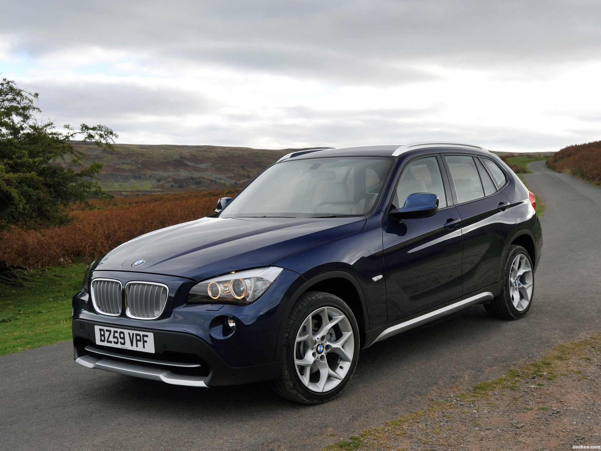 bmw x1 diesel estate xdrive20d se 5dr