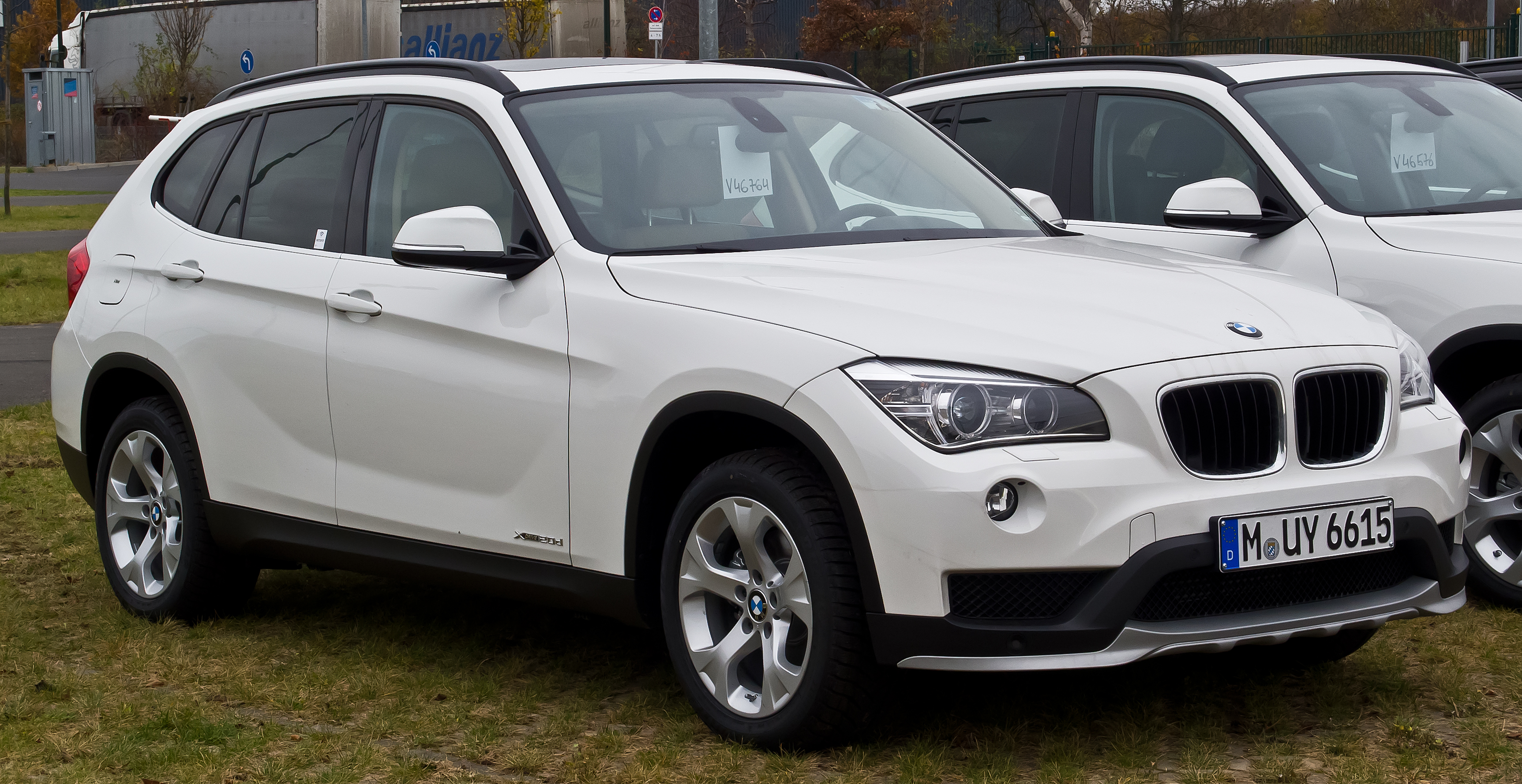 bmw x1 xdrive 20d 177 ch luxe occasion