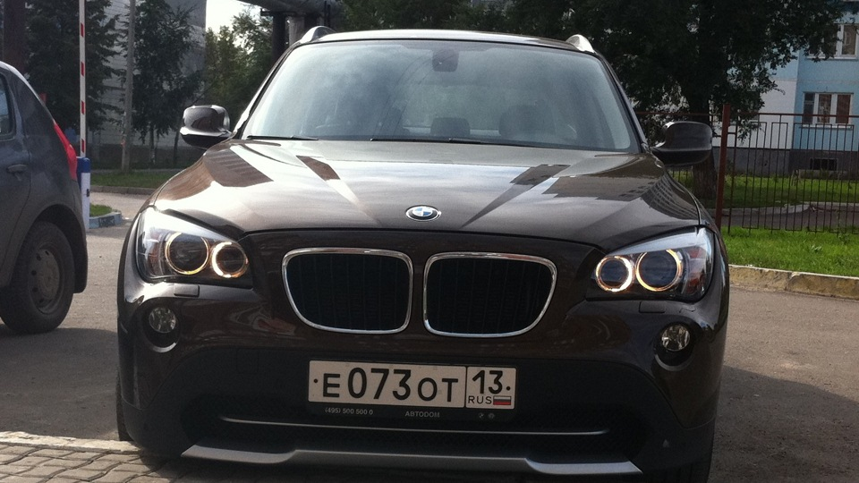 bmw x1 xdrive 20d specifications