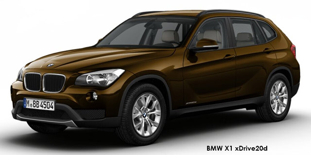 bmw x1 xdrive20d off road