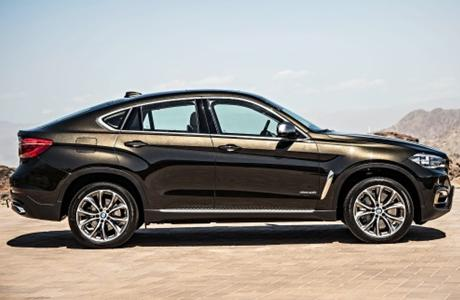 bmw x6 30d luxe