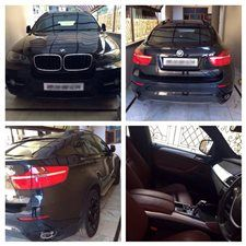 bmw x6 30d price in india