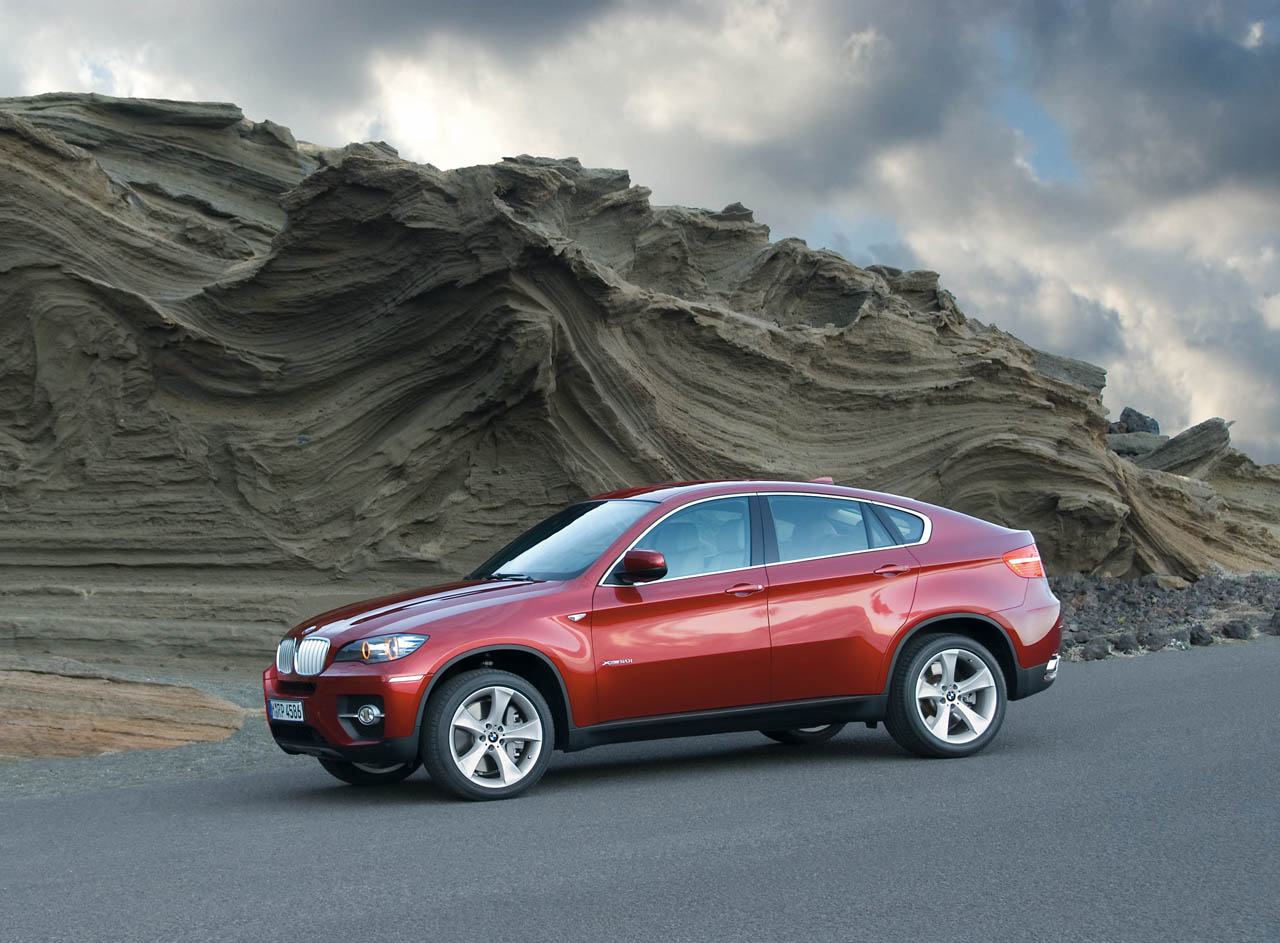 bmw x6 30d specifications