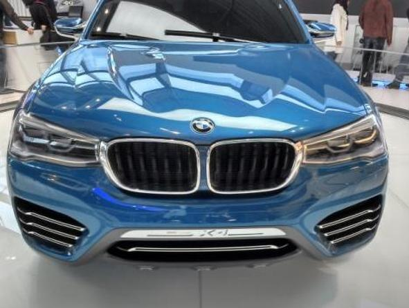 en son çıkan new bmw x4 south africa modeli görseli