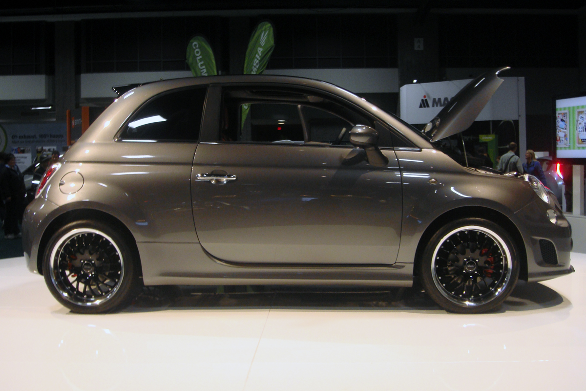 fiat 500c hot wheels