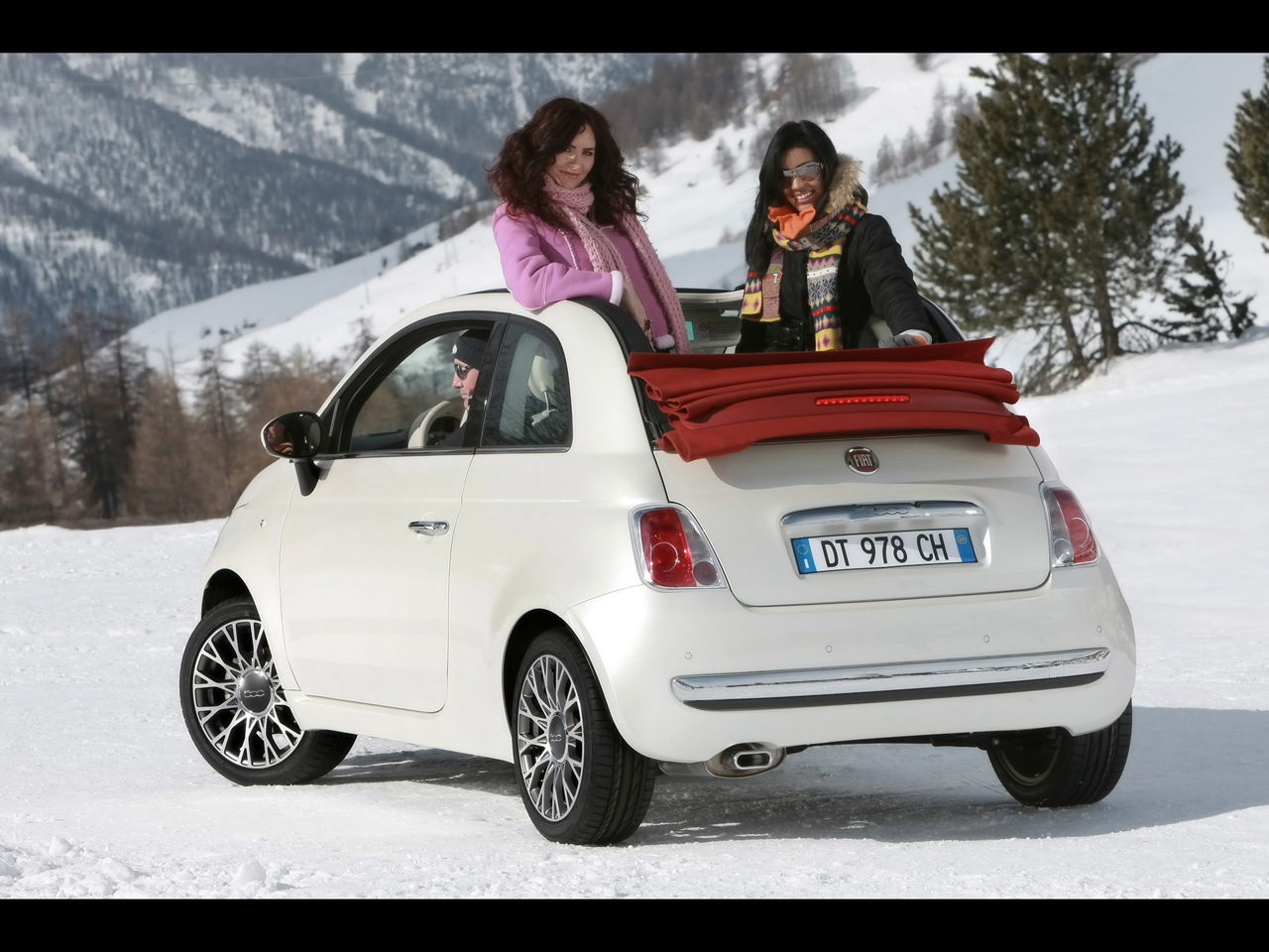 fiat 500c used for sale