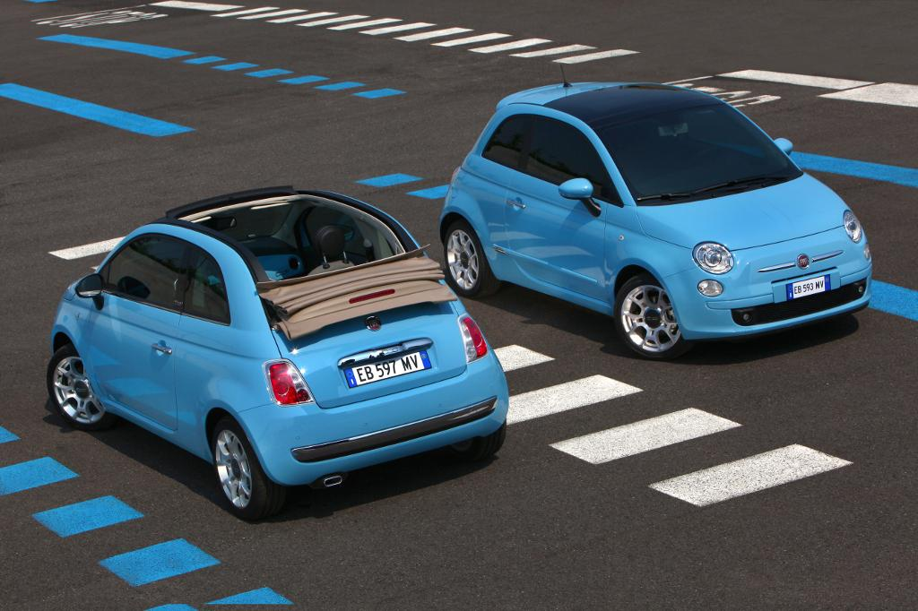 fiat 500c video review