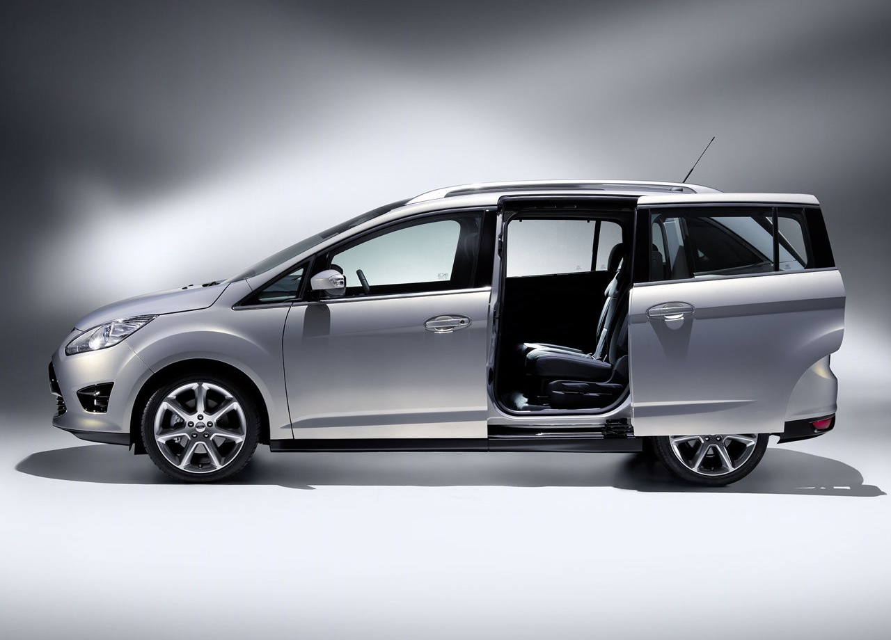 ford c max automatic