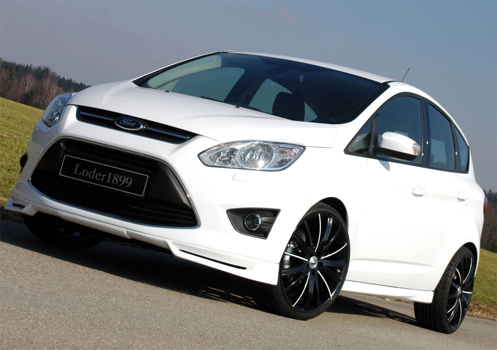 ford c max jaky motor