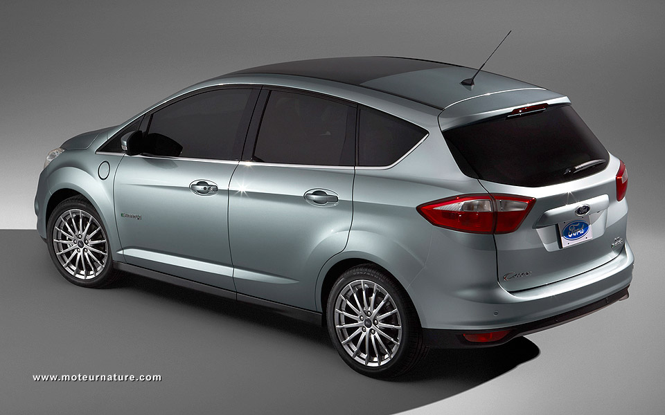 ford c max ratings