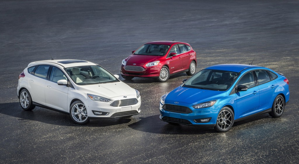 ford focus 2015 multimedya