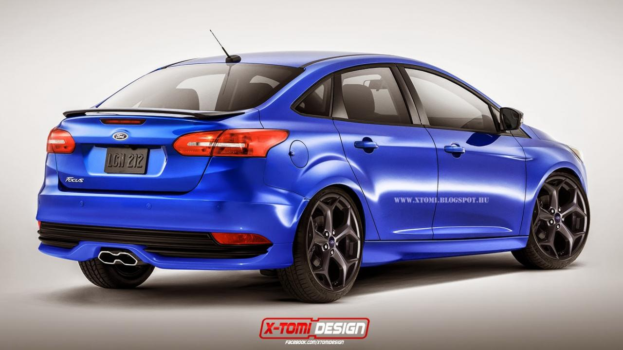 ford focus 2015 sedan test