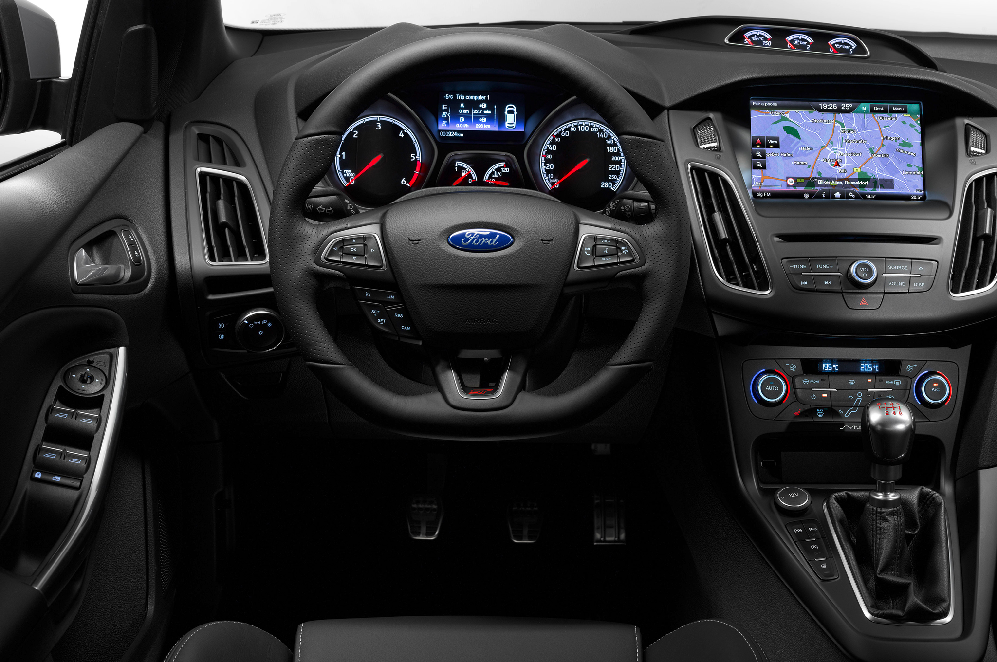 ford focus 2015 style