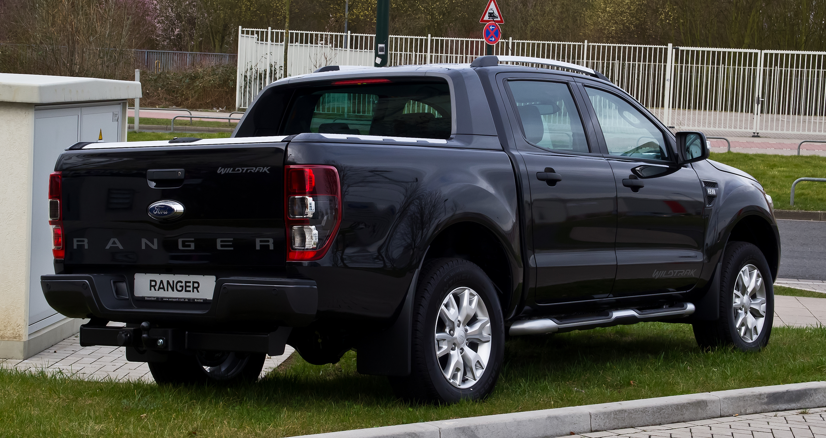 ford ranger double teyp