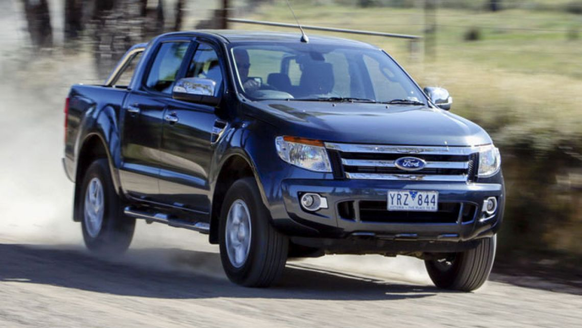 ford ranger germany