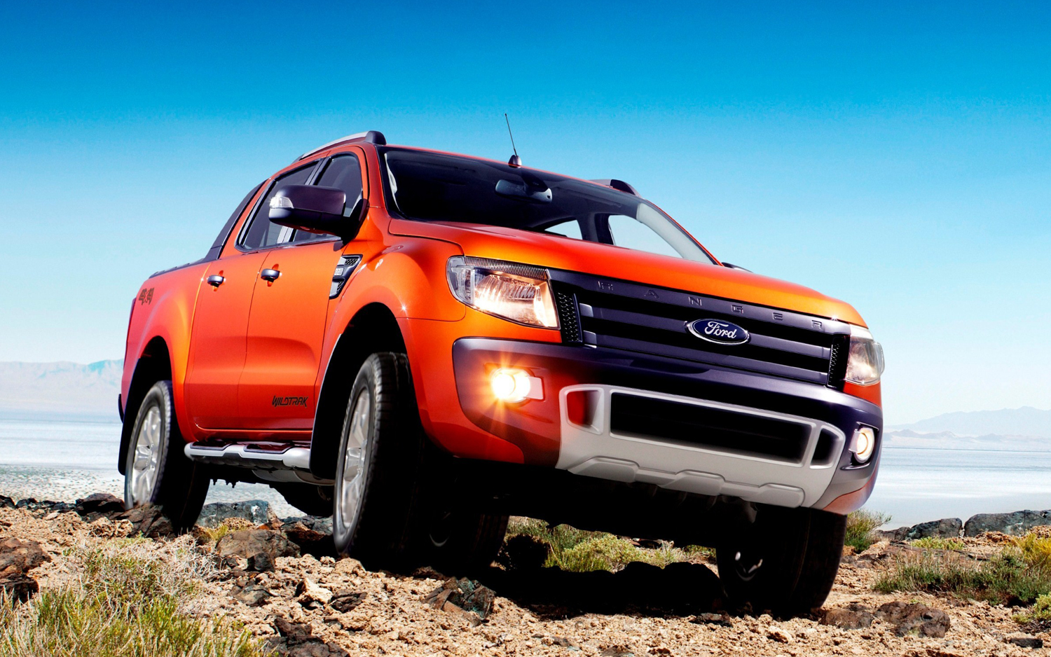 ford ranger off road