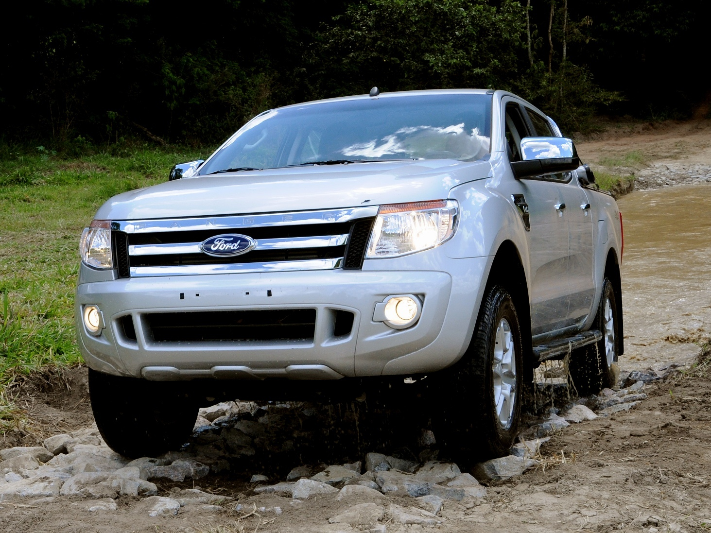 ford ranger wildtrak 2010