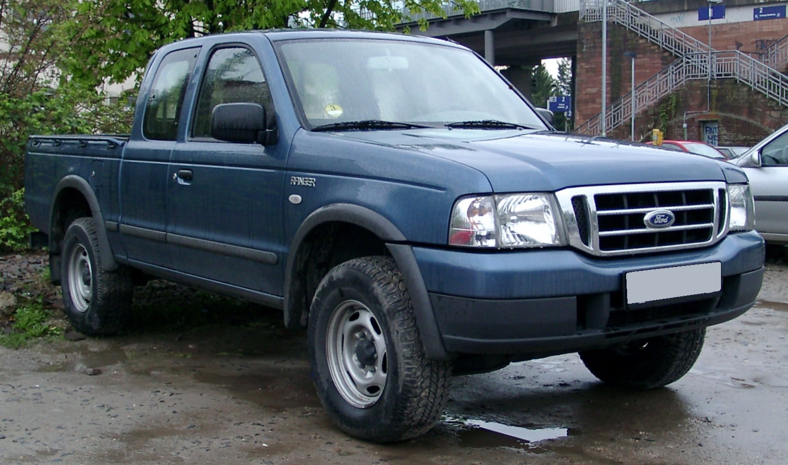 ford ranger yükseltme