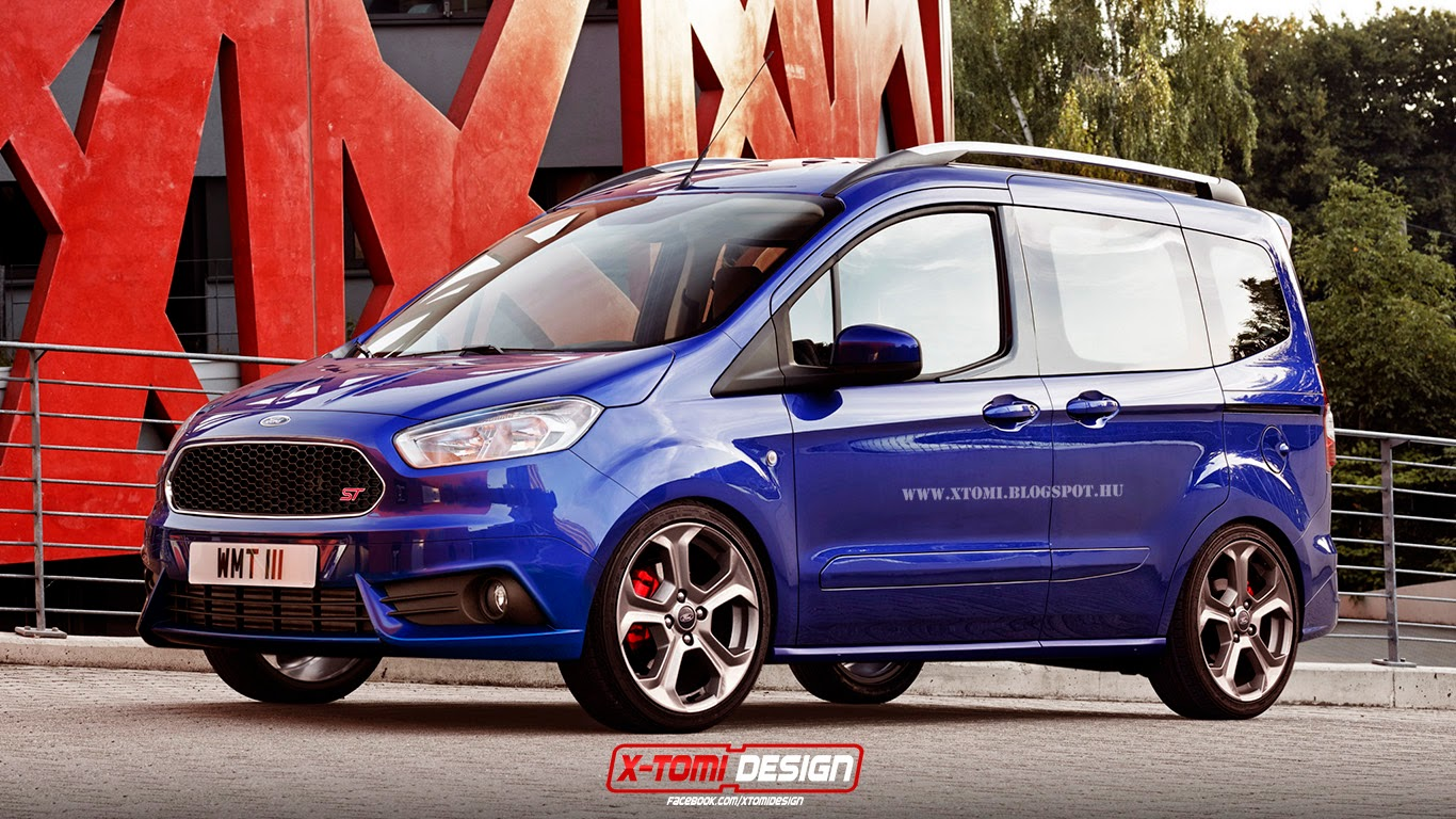 ford transit courier argentina