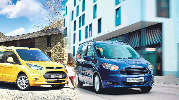 ford transit courier forum