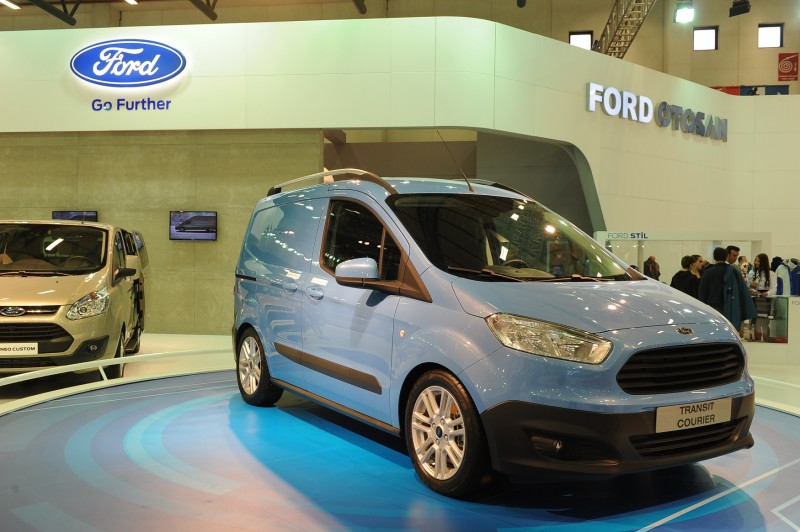 ford transit courier ireland
