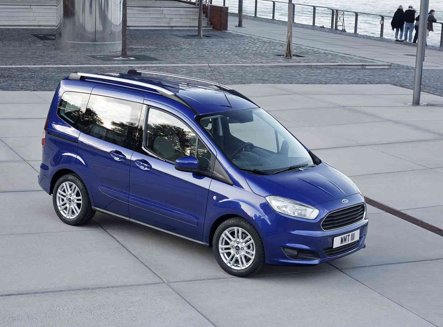 ford transit courier offers