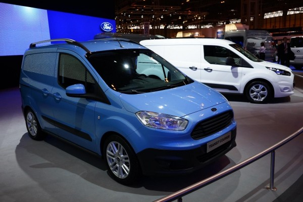 ford transit courier price list