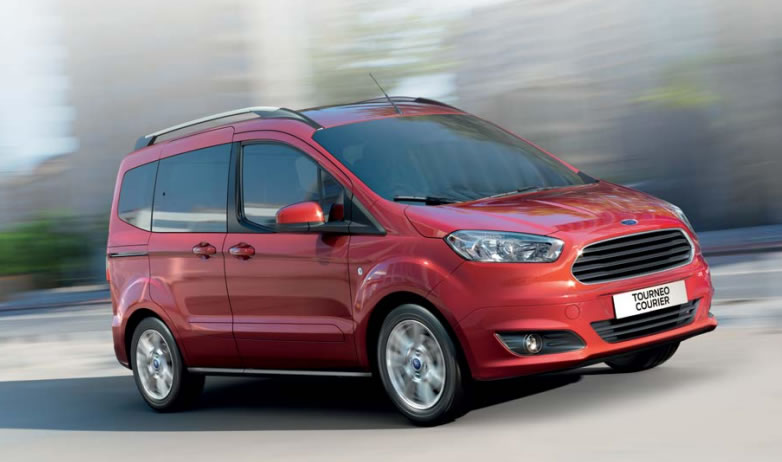 ford transit courier wiki