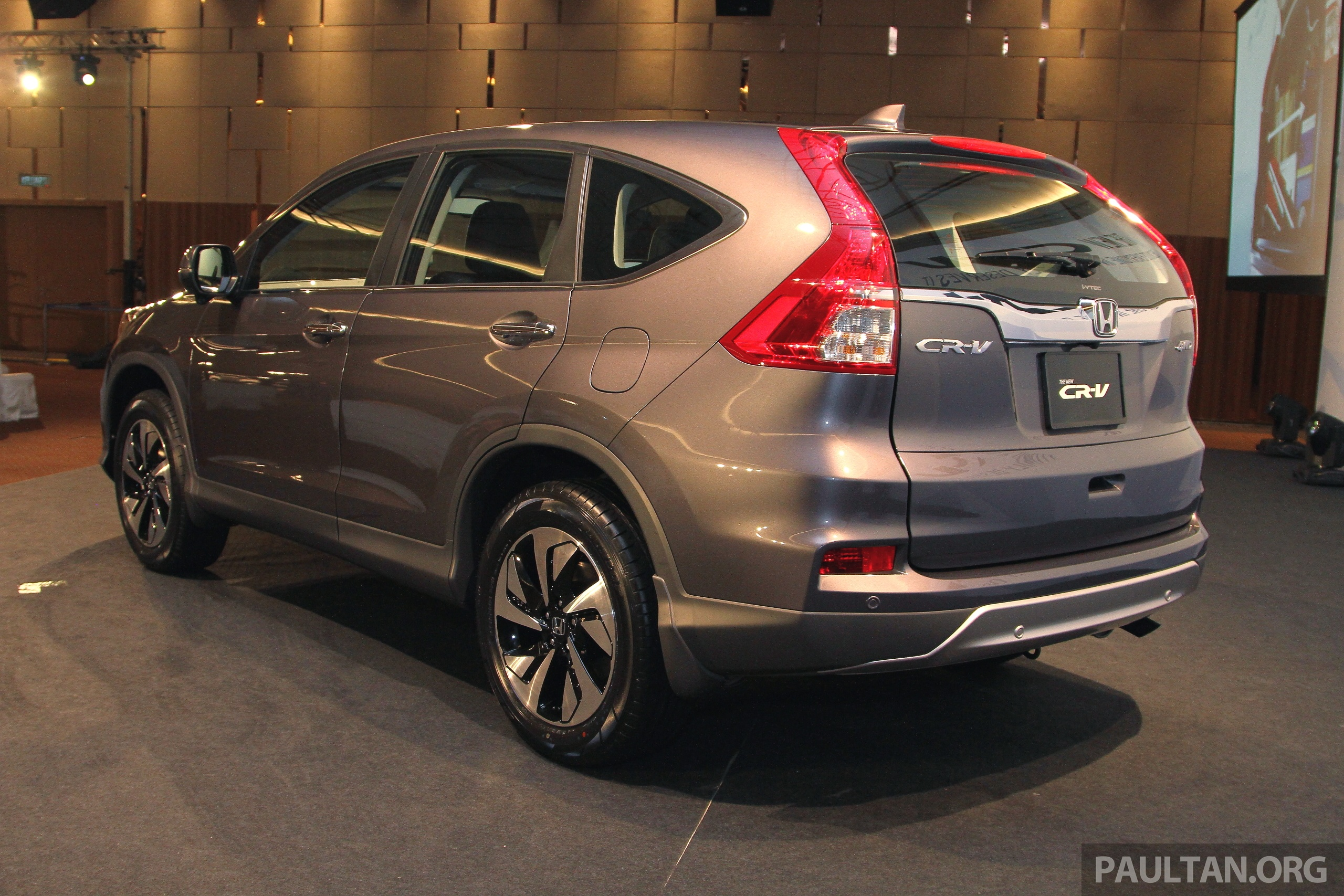 honda cr v 2015 review