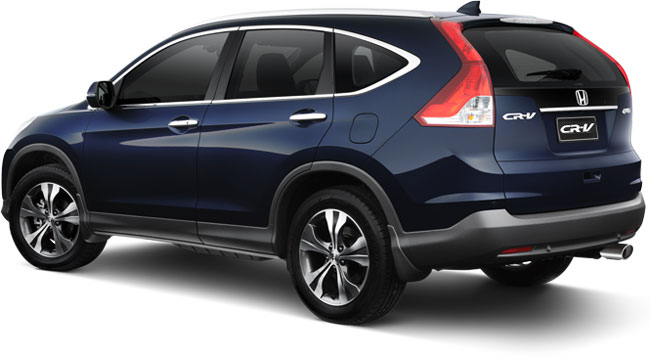 honda cr v quiet