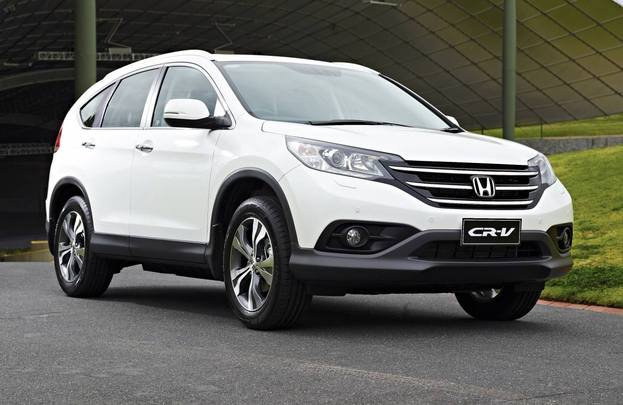 honda cr v video