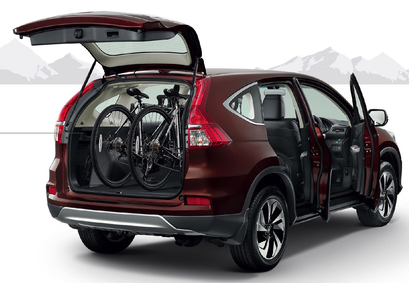 honda crv 2015 vs 2014