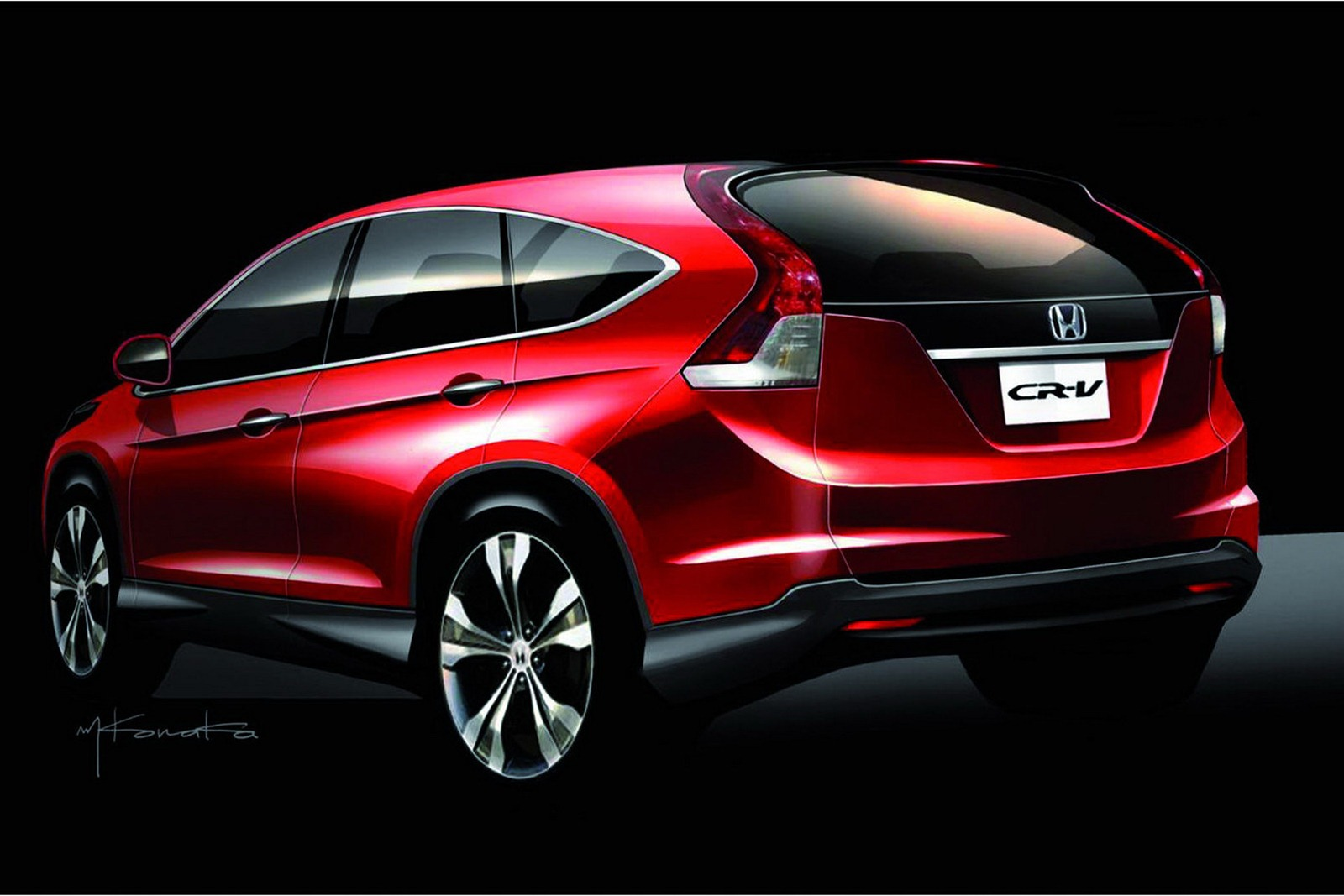 honda crv executive
