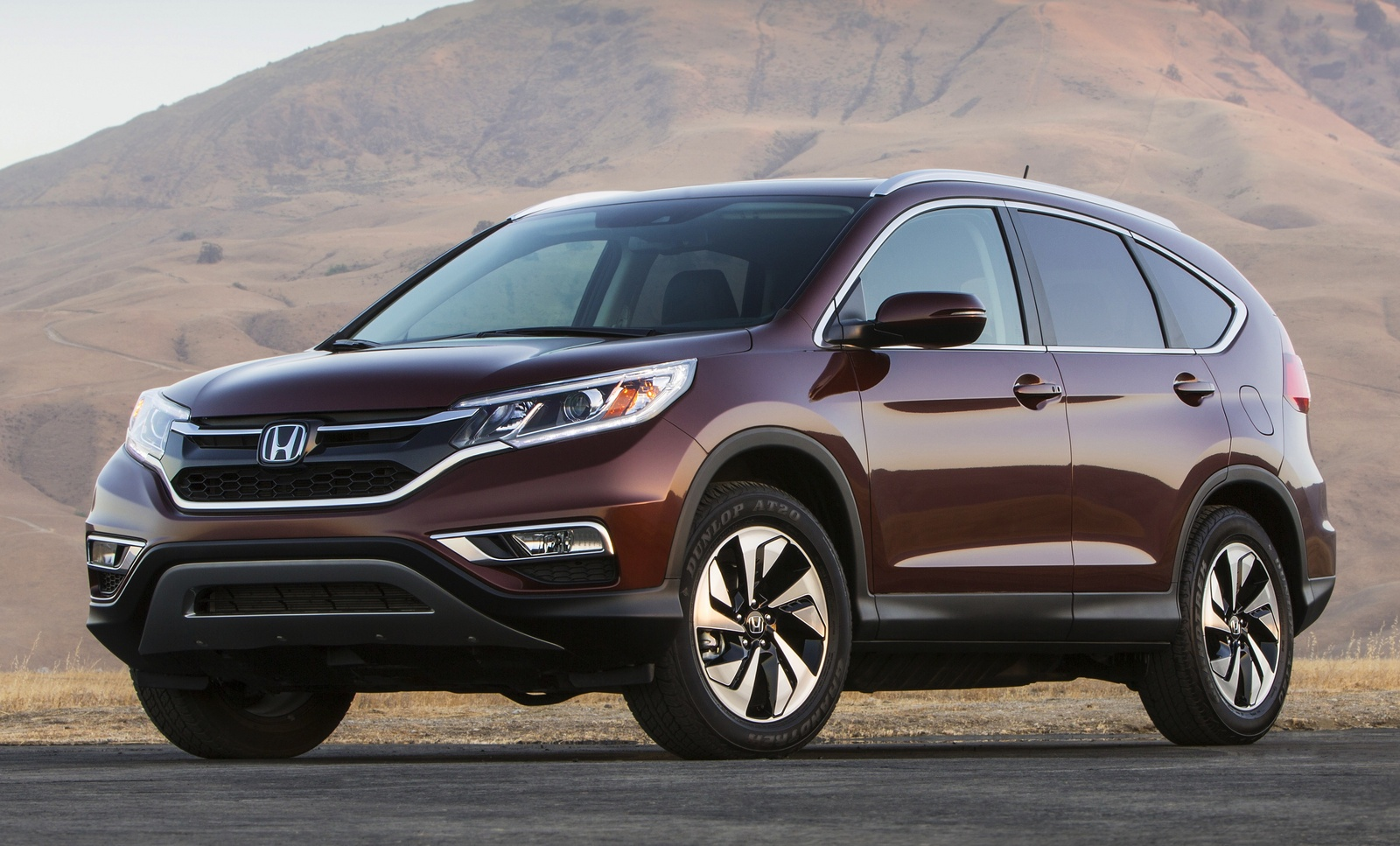 honda crv minor change 2015