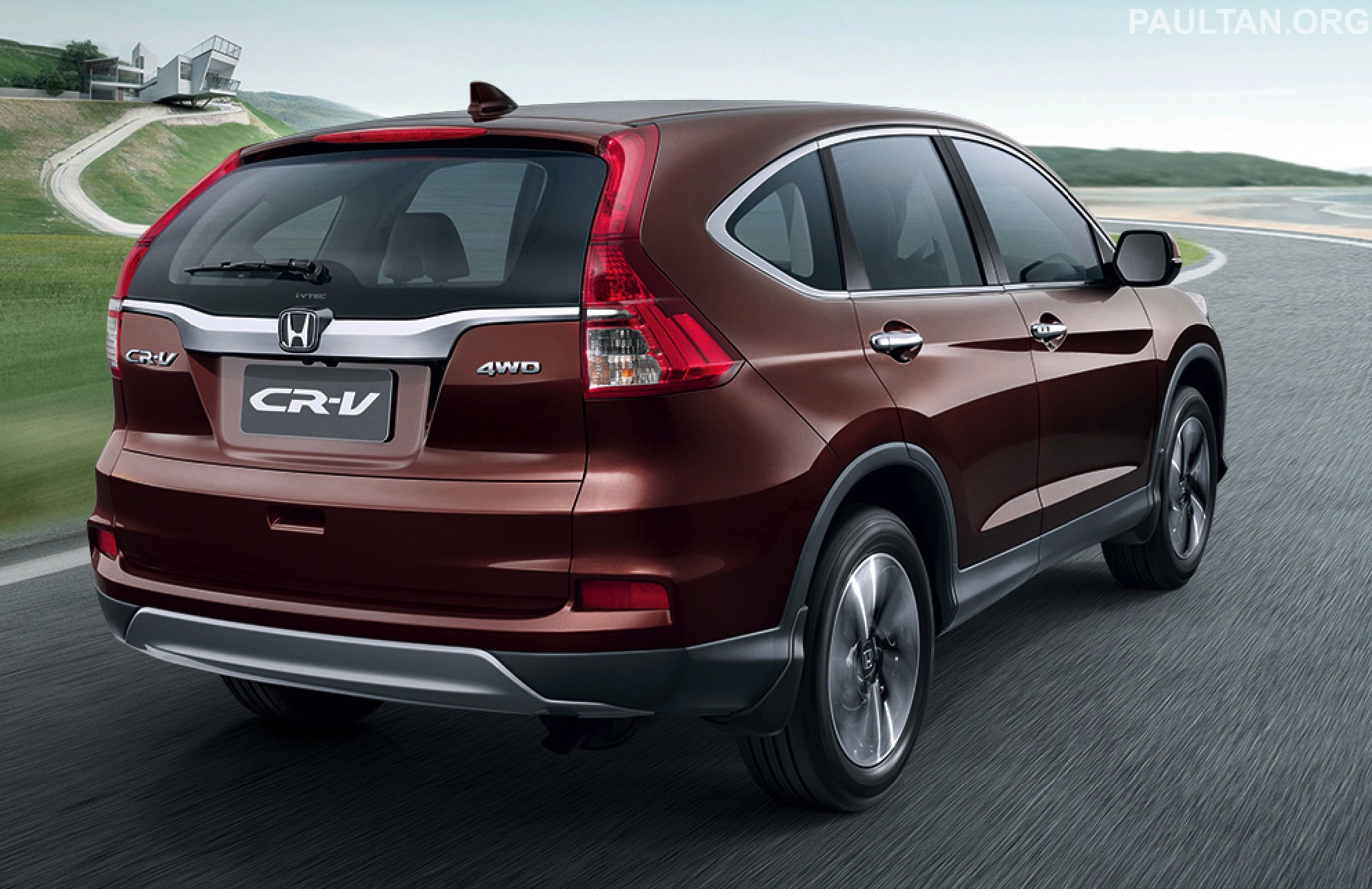honda crv model year 2015