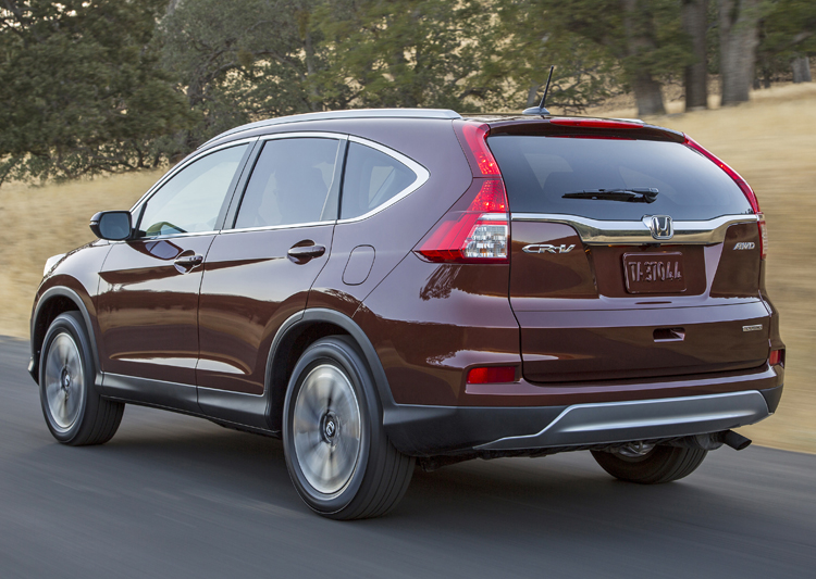 honda crv new model 2015