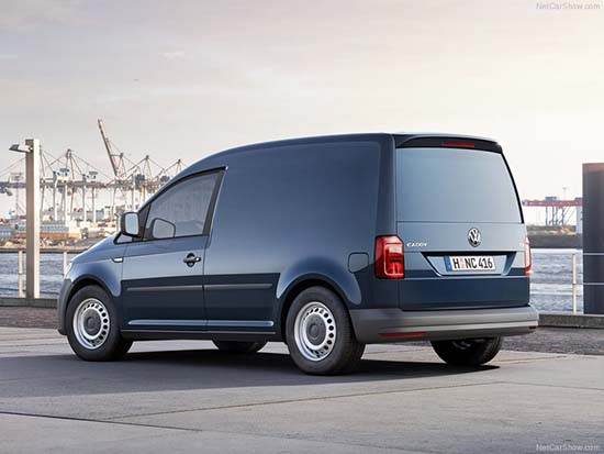 ikinciel volkswagen caddy model görünümü