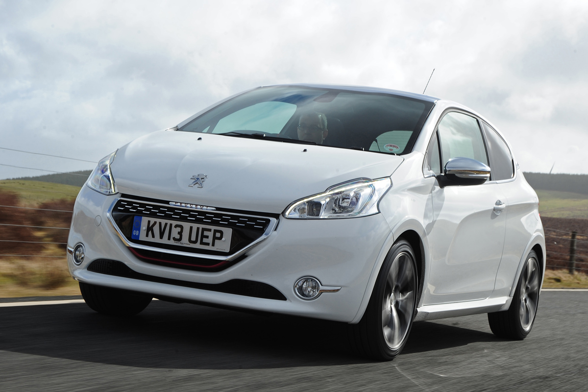 peugeot 208 gti how much