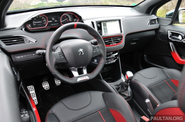 peugeot 208 gti prestige for sale
