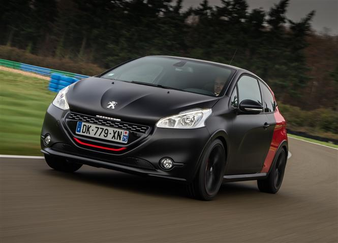 peugeot 208 gti video youtube