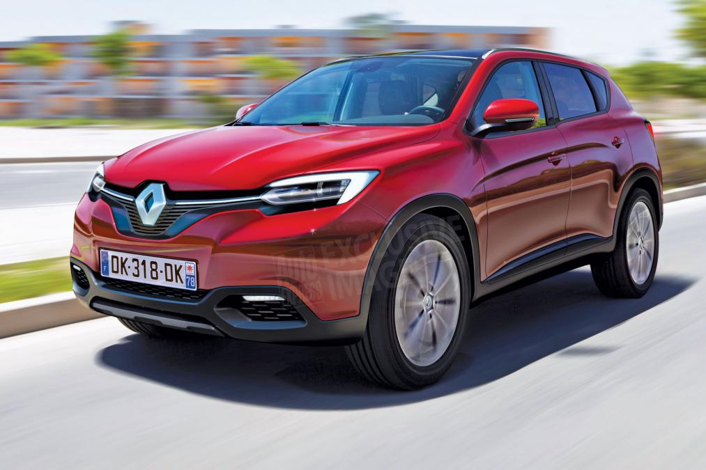 renault kadjar technical