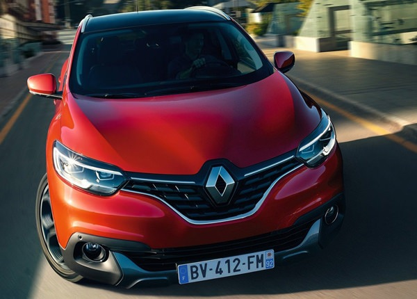 renault kadjar video