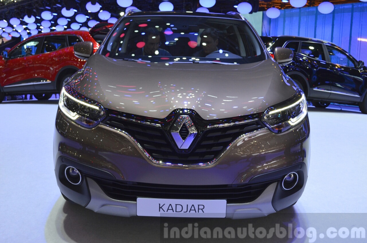 renault kadjar youtube