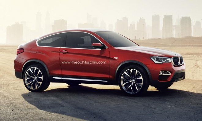 spor new bmw x4 model resmi