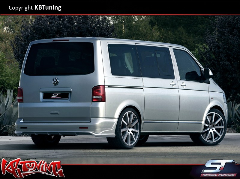 vw transporter t6 afmetingen