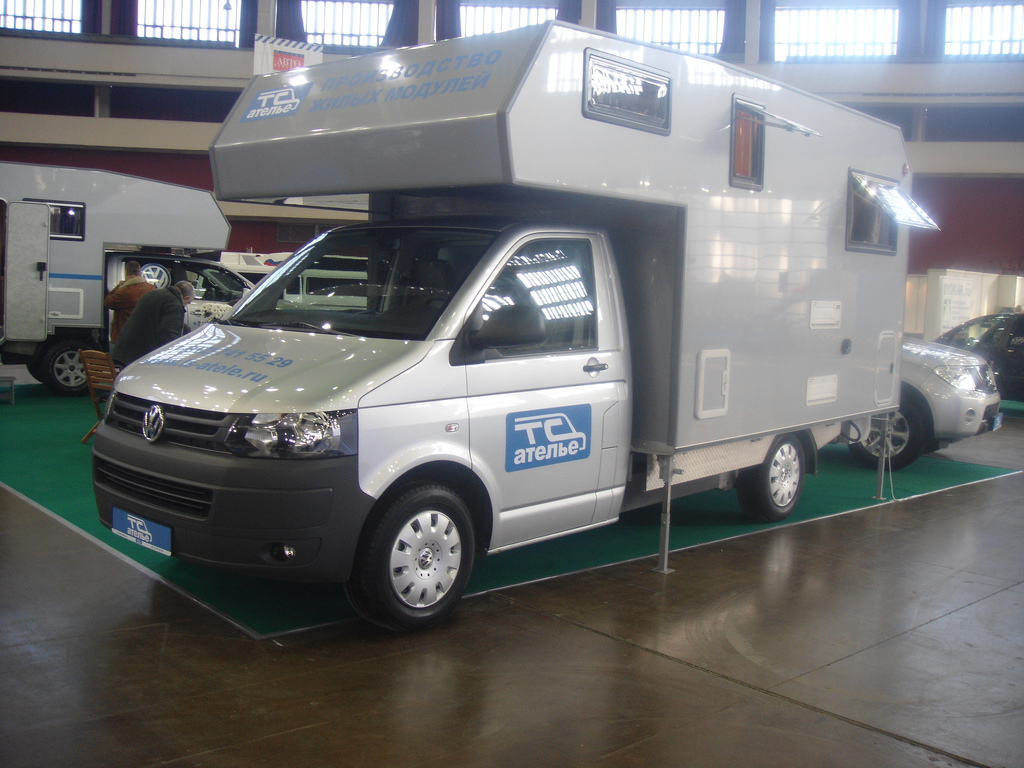 vw transporter t6 conversion