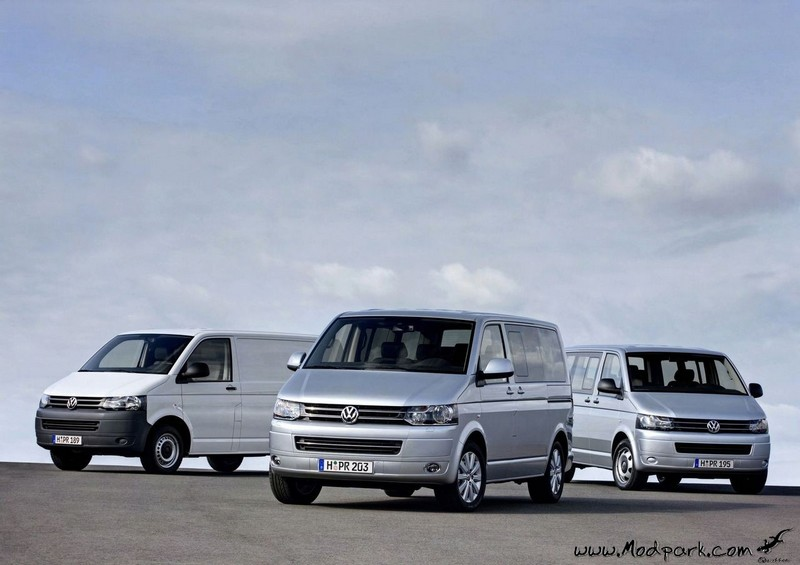 vw transporter t6 spy photos