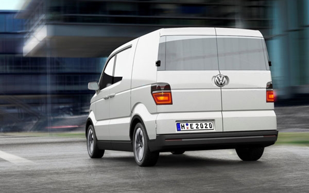 vw transporter t6 test